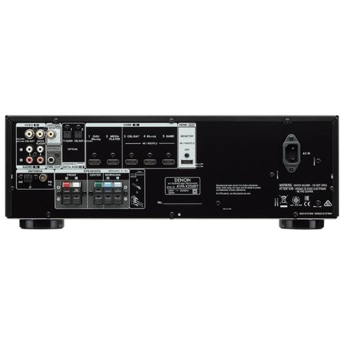 AV-ресивер Denon AVR-X250BT