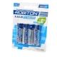 Батарейка ROBITON Alkaline Standart LR6/AA