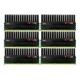 Оперативная память 4 ГБ 6 шт. Kingston KHX1600C9D3T1BK6/24GX