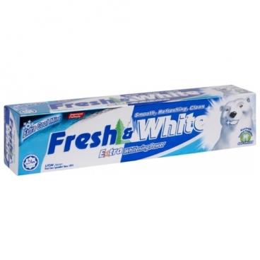 Зубная паста Lion Fresh & White Экстрапрохладная мята