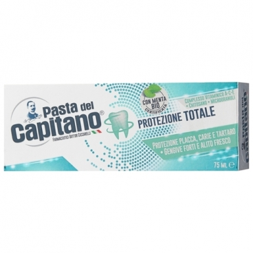 Зубная паста Pasta del Capitano Комплексная защита полости рта