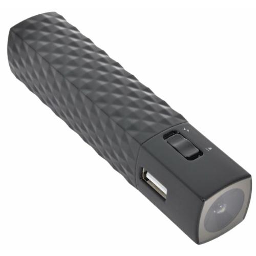 Аккумулятор PROconnect Power Bank 2000 mAh c фонариком
