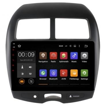 Автомагнитола ROXIMO 4G RX-2614 Mitsubishi ASX (Android 6.0)