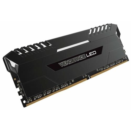 Оперативная память 8 ГБ 4 шт. Corsair CMU32GX4M4A2666C16