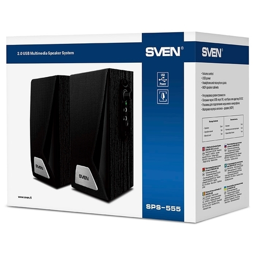 Компьютерная акустика SVEN SPS-555