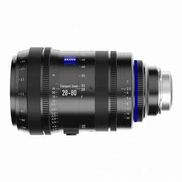 Объектив Zeiss Compact Zoom CZ.2 28-80/T2.9 Micro 4/3