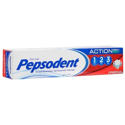 Зубная паста Pepsodent Action 1,2,3 Original