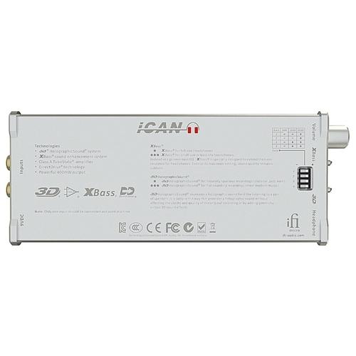 Усилитель для наушников iFi micro iCAN