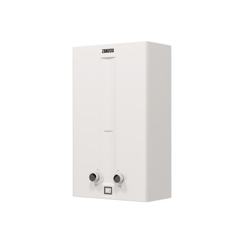 Проточный газовый водонагреватель Zanussi GWH 10 Fonte LPG