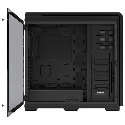 Компьютерный корпус Phanteks Enthoo Luxe Tempered Glass Black