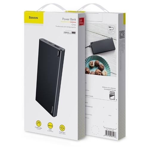 Аккумулятор Baseus Choc Powerbank 10000 mAh