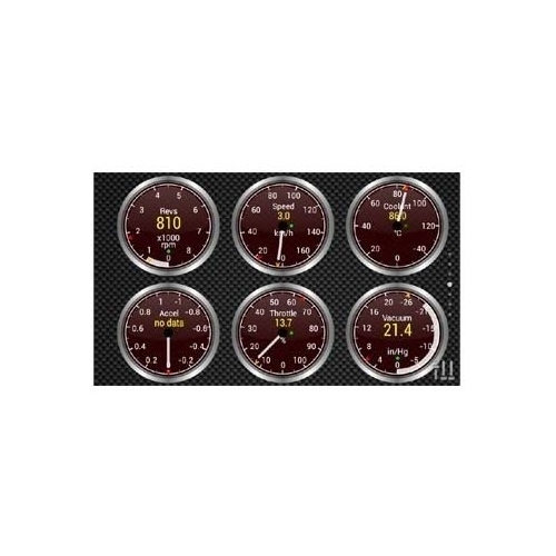 Автомагнитола CARMEDIA QR-1023