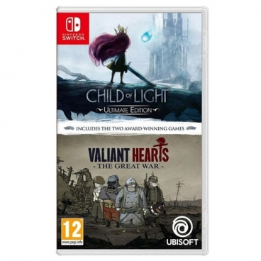 Комплект Child of Light Ultimate Edition + Valiant Hearts