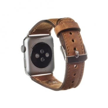 Bouletta Кожаный ремешок для Apple Watch 38/40 мм (G18)