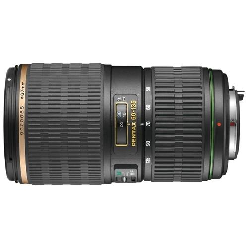 Объектив Pentax SMC DA 50-135mm f/2.8 ED (IF) SDM