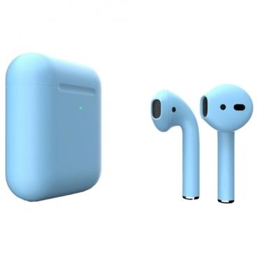 Наушники Apple AirPods 2 Color (беспроводная зарядка чехла)