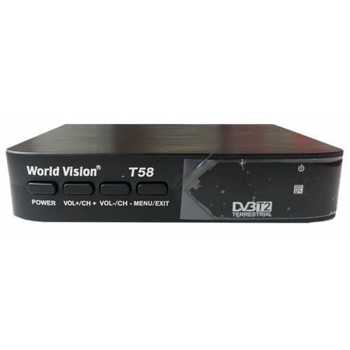 TV-тюнер World Vision T58