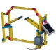 Электромеханический конструктор ENGINO Solar Power S10 Solar Machines 8in1
