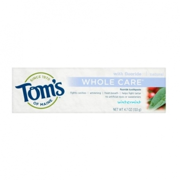 Зубная паста Tom's of Maine Whole Care Зимняя мята