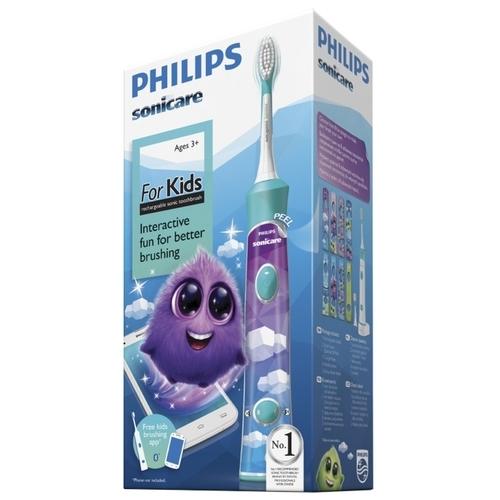 Электрическая зубная щетка Philips Sonicare For Kids HX6322/04