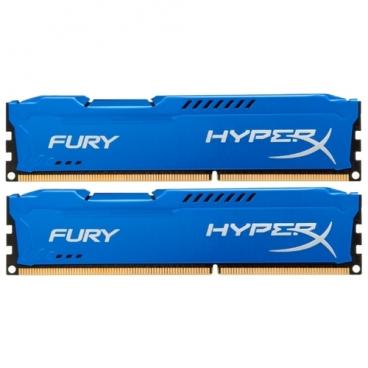 Оперативная память 8 ГБ 2 шт. HyperX HX318C10FK2/16