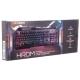 Клавиатура Qcyber HROM Black USB