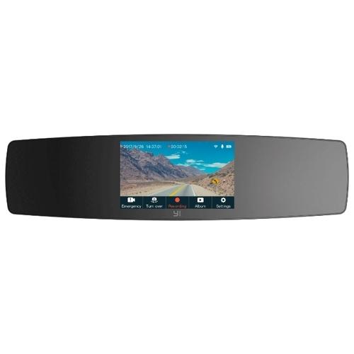 Видеорегистратор YI Mirror Dash Camera