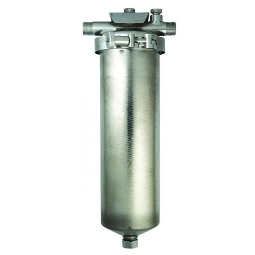 Фильтр магистральный Гейзер 1Л 1/2 для холодной и горячей воды