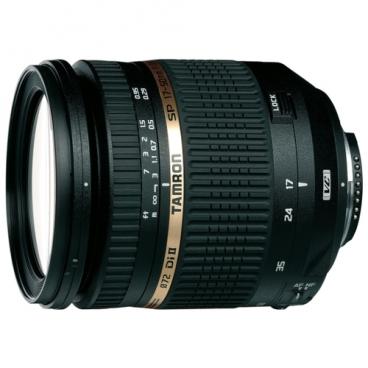Объектив Tamron SP AF 17-50mm f/2.8 XR Di II LD VC Aspherical (IF) (B005E) Nikon F
