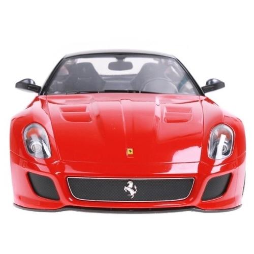 Легковой автомобиль Rastar Ferrari 599 GTO (47100) 1:14 39 см