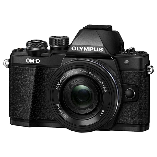 Фотоаппарат Olympus OM-D E-M10 Mark II Kit