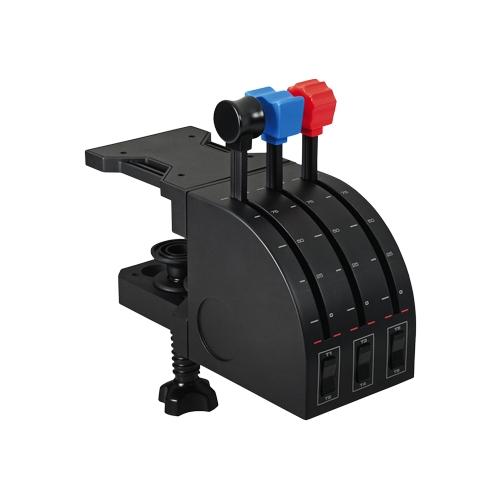 Комплектующие для руля Logitech Flight Throttle Quadrant