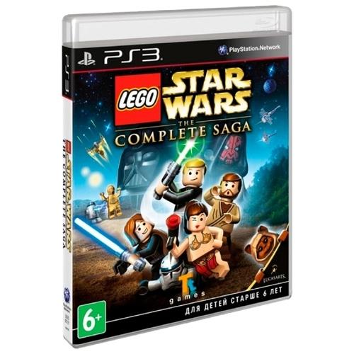 LEGO Star Wars: The Complete Saga