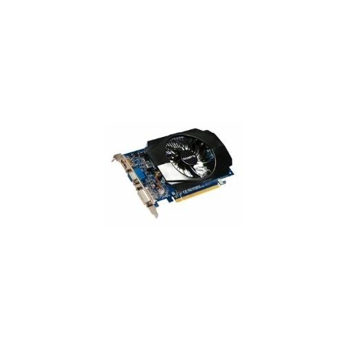 Видеокарта GIGABYTE GeForce 210 475Mhz PCI-E 2.0 1024Mb 800Mhz 128 bit DVI HDMI HDCP