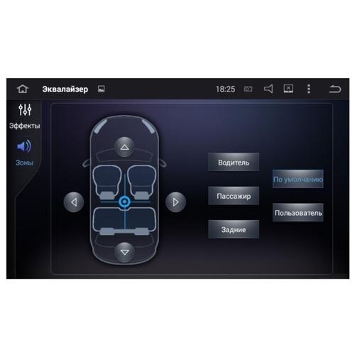 Автомагнитола ROXIMO CarDroid RD-2008 Hyundai SantaFe 2