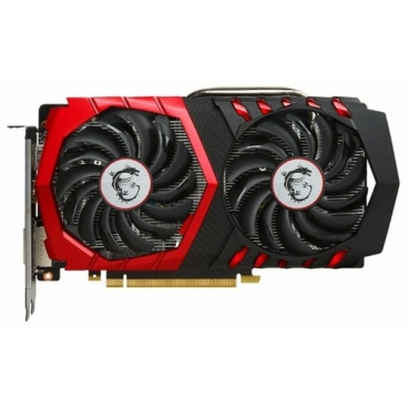 Видеокарта MSI GeForce GTX 1050 1442Mhz PCI-E 3.0 2048Mb 7108Mhz 128 bit DVI HDMI HDCP GAMING X