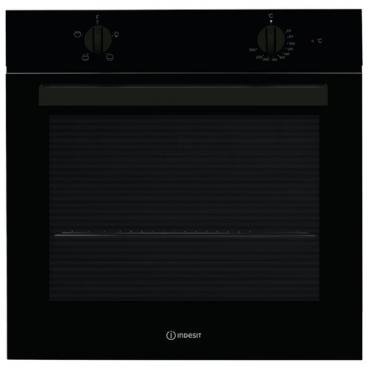 Электрический духовой шкаф Indesit IFW 6220 BL