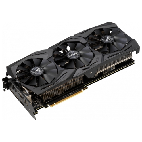 Видеокарта ASUS ROG GeForce RTX 2060 1365MHz PCI-E 3.0 6144MB 14000MHz 192 bit 2xDisplayPort 2xHDMI HDCP STRIX GAMING Advanced