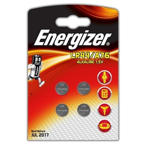 Батарейка Energizer LR44/A76