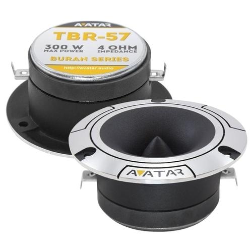Автомобильная акустика Avatar TBR-57