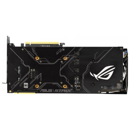 Видеокарта ASUS ROG GeForce RTX 2080 Ti 1350MHz PCI-E 3.0 11264MB 14000MHz 352 bit 2xDisplayPort 2xHDMI HDCP Strix Gaming