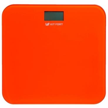 Весы Kitfort КТ-804-5 оранжевый