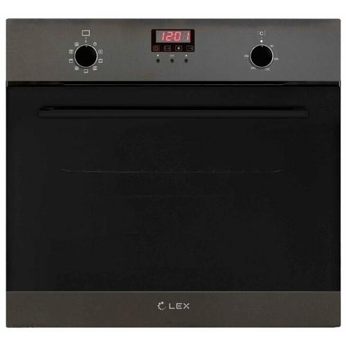 Электрический духовой шкаф LEX EDM 090 BL Matt Edition