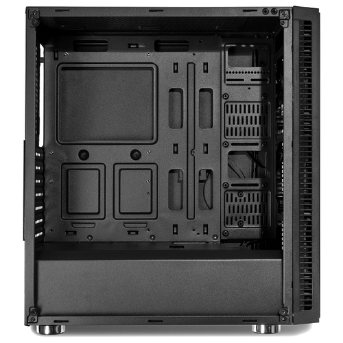 Компьютерный корпус CROWN MICRO CM-GS10RGB 600W Black