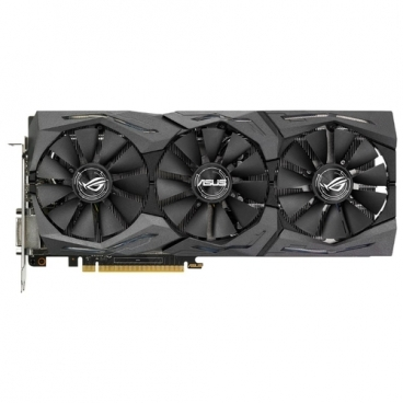 Видеокарта ASUS GeForce GTX 1060 1518MHz PCI-E 3.0 6144MB 8008MHz 192 bit DVI 2xHDMI 2xDisplayPort HDCP Strix Advanced Gaming