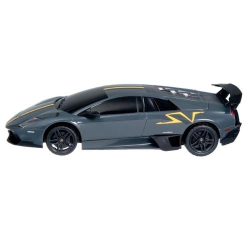 Легковой автомобиль Rastar Lamborghini Superveloce LP670-4 (39001) 1:24 18 см