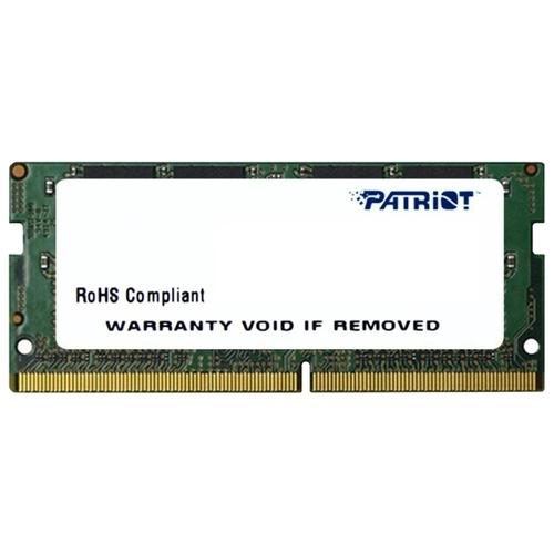 Оперативная память 4 ГБ 1 шт. Patriot Memory PSD44G213382S