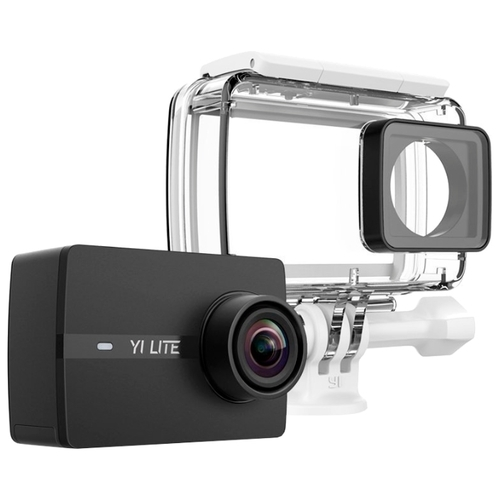 Экшн-камера YI Lite Action Camera Waterproof Case Kit