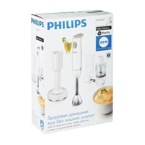 Погружной блендер Philips HR1608 Daily Collection