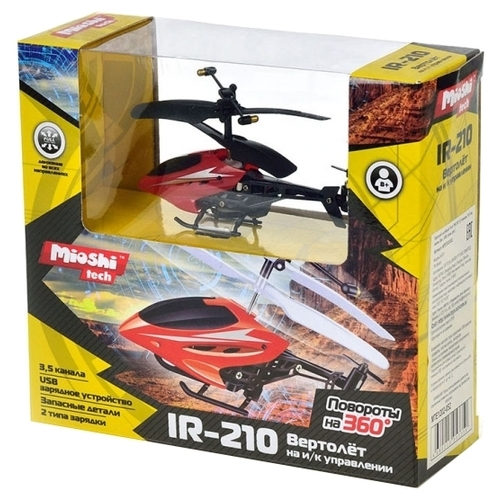 Вертолет Mioshi Tech IR-210 (MTE1202-052) 10.5 см